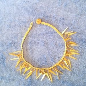 African Necklace Hand Made - NEW